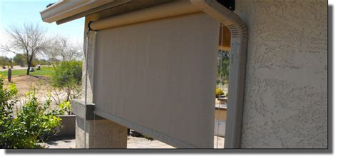 roll down awnings fort lauderdale awnings retractable rollout awning