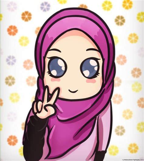 gambar kartun muslim laki galeri gambar dan foto gambar kartun wanita berhijab paling imut dan lucu