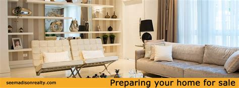preparing a home listing for sale wi