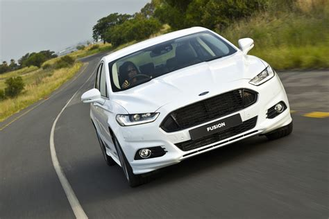 ford fusion enhances comfort with sophisticated technology innovative chassis and noise