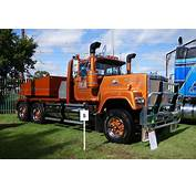 Annual Penrith Working Truck Show 2015  Sydney