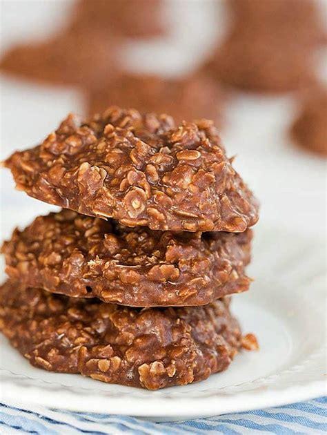 easy no bake cookie recipe