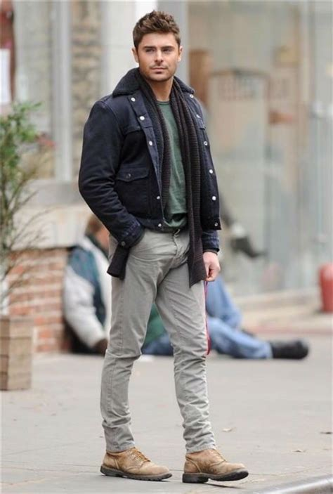 zac efron s style in the that awkward moment the
