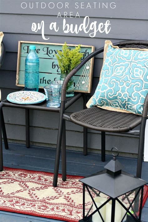 Putting It Together An Outdoor Room by Tips For Putting Together An Outdoor Seating Area