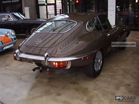 1970 jaguar e type s2 coupe two seater car photo and specs
