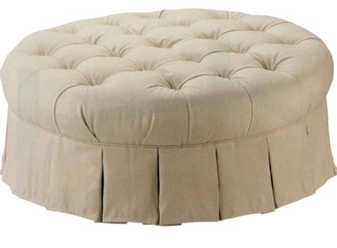 Tufted Upholstered Ottoman Csi Montagegalleries Traditional Styled 42 Quot Tufted Ottoman Upholstered In Faux Suede