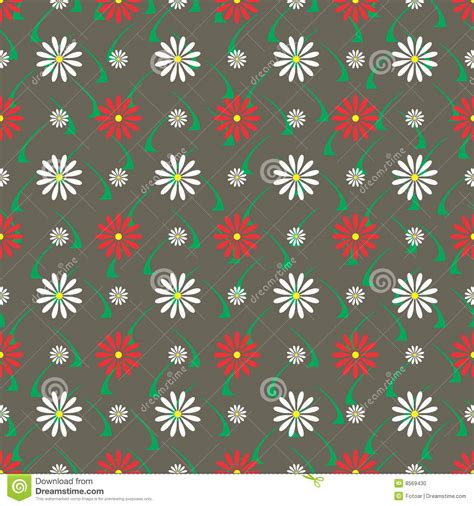 pattern repeat motif abstract seamless repeat pattern vector illustration
