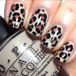 20 fabulous leopard nail art designs for women pretty