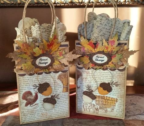 dinner guest gift thanksgiving gift bags small quot thank you quot for my dinner