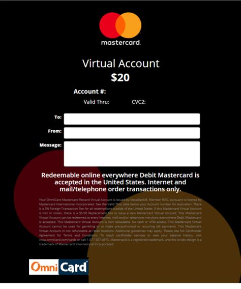 Send Visa E Gift Card - activate your reward card cards omnicard autos post