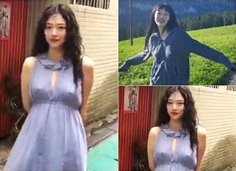amanda seyfried netizenbuzz sulli under another no bra controversy netizen buzz