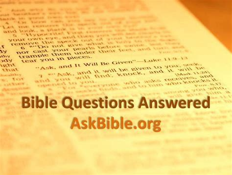 question bible ask a bible question askbible org