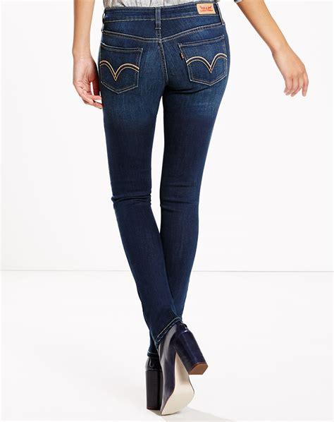 womens light wash levi jeans ladies super skinny jeans bbg clothing