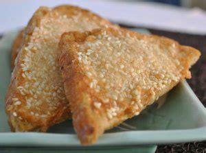 Minyak Wijen Satu Botol roti goreng lapis udang nguprek di dapur