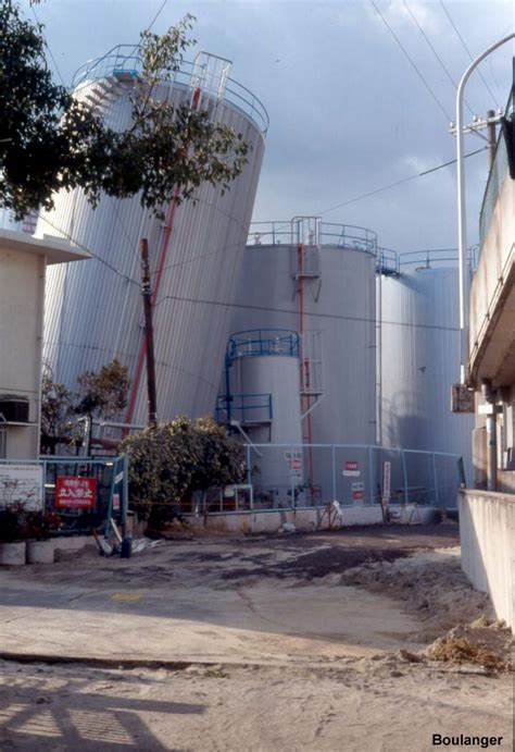 earthquake liquefaction liquefaction tanks geotechnical photo album
