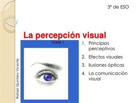 imagenes sensoriales visuales definicion y ejemplos la percepci 243 n visual y lectura de im 225 genes