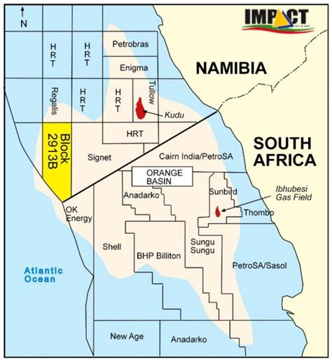 Shelf Company South Africa by Guinea Bissau Namibia Impact And Gas Acquires Black