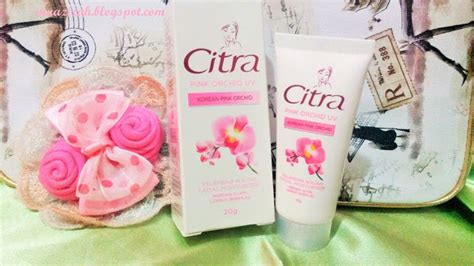Pelembab Citra Pink nia azizah review citra korean pink orchid
