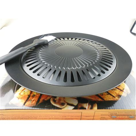 non stick gas bbq grill pan