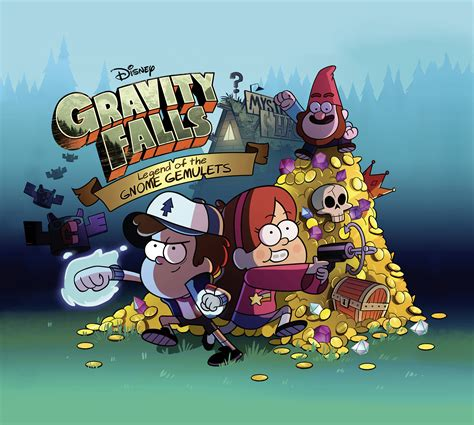 Or Gravity Falls Mystery Shack Mystery Disney