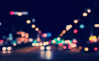 lights out free bokeh city wallpaper