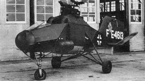 german u boat helicopter the definitive collection of secret nazi weapons kotaku