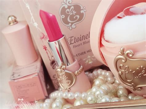 Makeup Etude House indian vanity etude house princess etoinette collection photos swatches