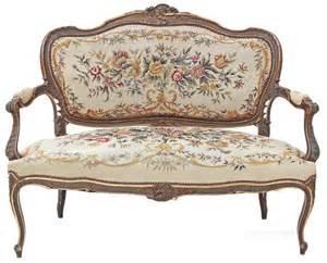chaise settee painted louis xv sofa chaise longue antiques atlas