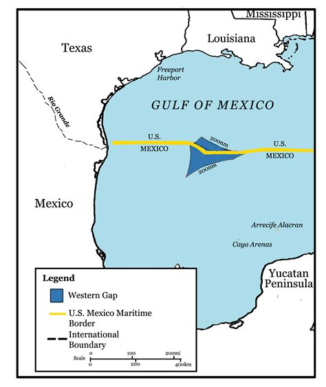 Outer Continental Shelf by H R 1613 Outer Continental Shelf Transboundary