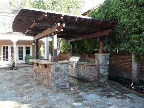 Covered Outdoor Kitchen Designs Covered Outdoor Kitchen Search Outdoor Kitchen Pinterest