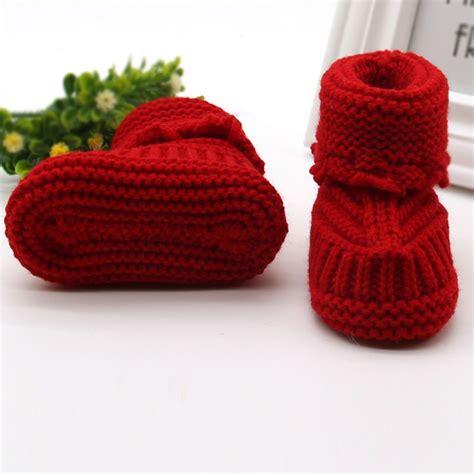 Handmade Booties For Infants - handmade newborn baby infant boys crochet knit