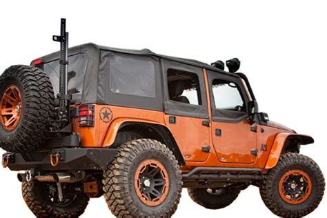 How To Install Rugged Ridge Fender Flares by Wrangler Rugged Ridge Flat Style Fender Flares 11620 10 Ebay