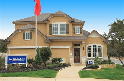 david weekley homes is now building new homes in the hill
