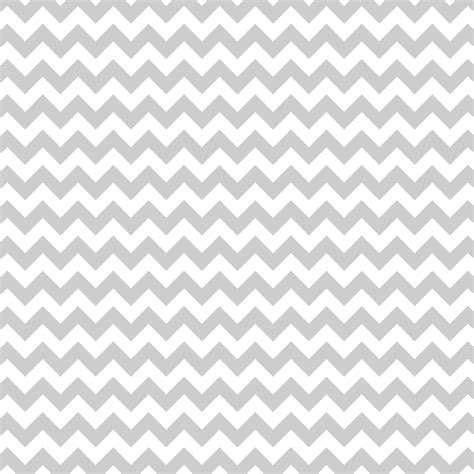 grey and white chevron positively peachy