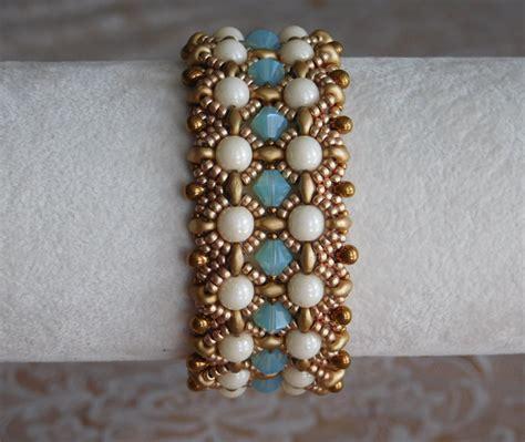 Handmade Bracelets Tutorial - beaded bracelet tutorial bracelet pattern