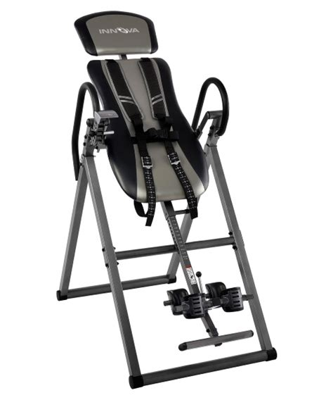 innova fitness itx9800 inversion therapy table with ankle