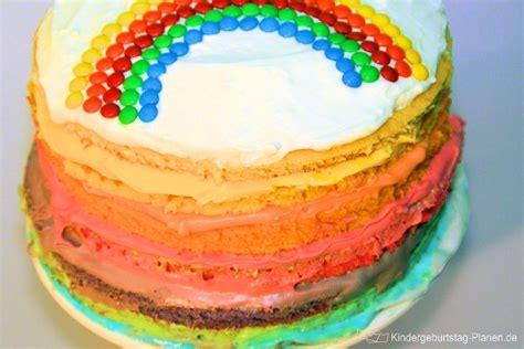 regenbogen kuche regenbogen kuchen kindergeburtstag planen de