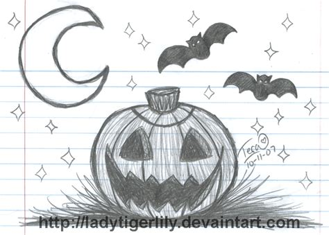 pumpkin sketches pumpkin sketch by ladytigerlily on deviantart