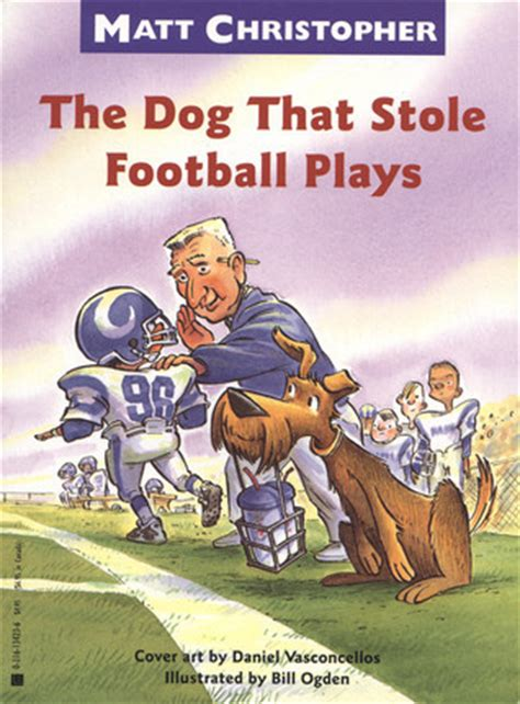 Book Review Everything A Needs To About Football By Simeon De La Torre And Brown by The That Stole Football Plays By Matt Christopher