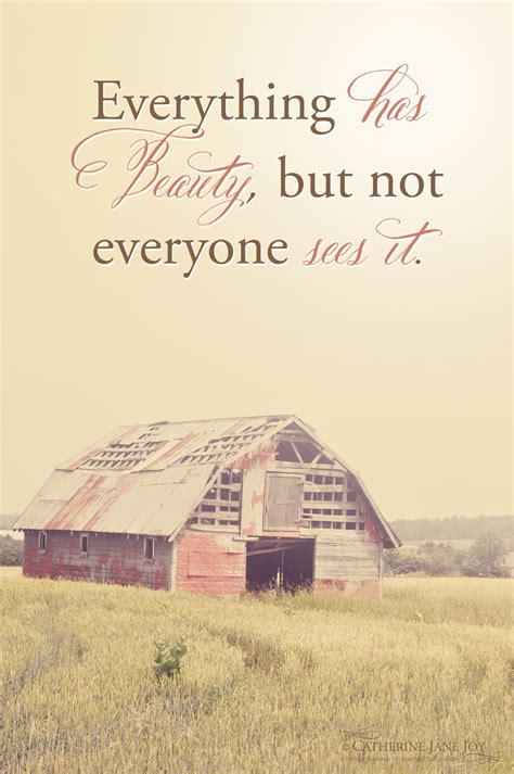 Shed Quote by Barn Country Quotes Quotesgram