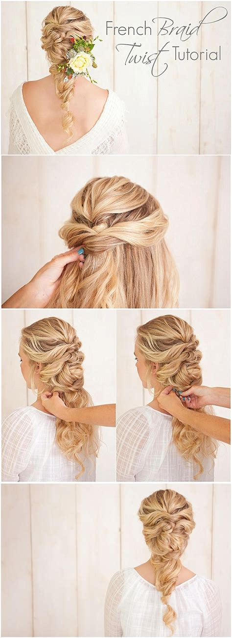 scalp braids in a french twist 137 best images about hair styles side styles on