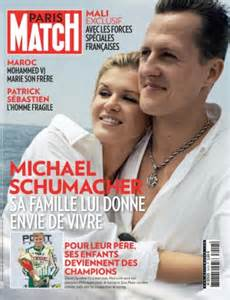couverture magazine match