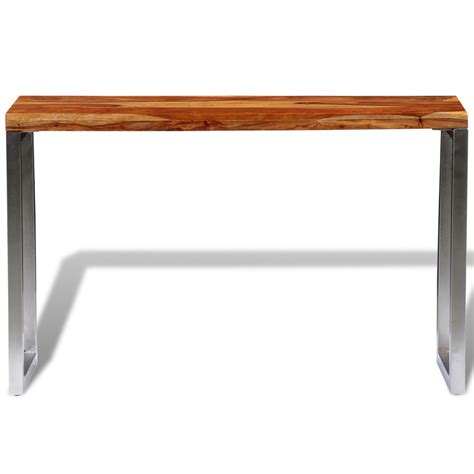 console in legno articoli per tavolo console in legno massello di sheesham