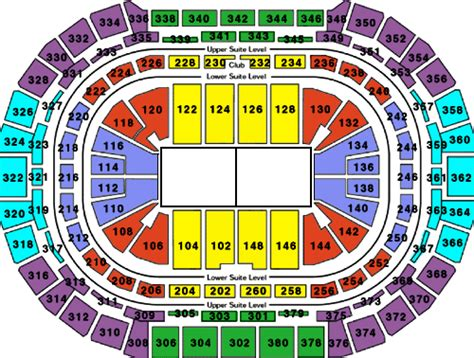 pepsi center concert seating chartpepsi center denver co seating chart pepsi center tickets pepsi center denver tickets pepsi