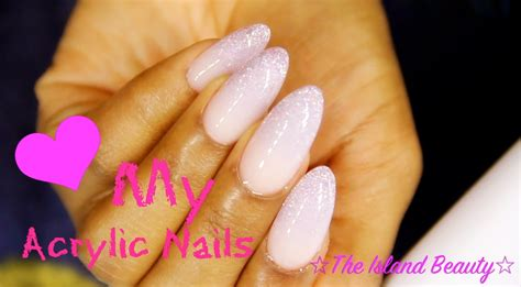 Nails At Home by How I Do Acrylic Nails At Home