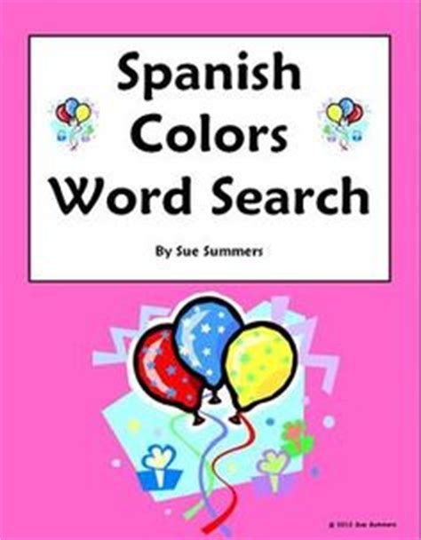 spanish word for backyard 1000 images about spanish colors on pinterest spanish