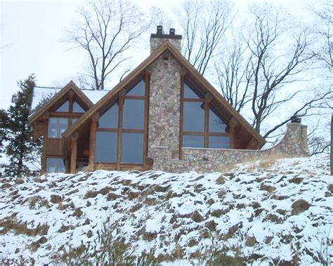 Handcrafted Log Home Builders - photo gallery timber wolf handcrafted log homes inc