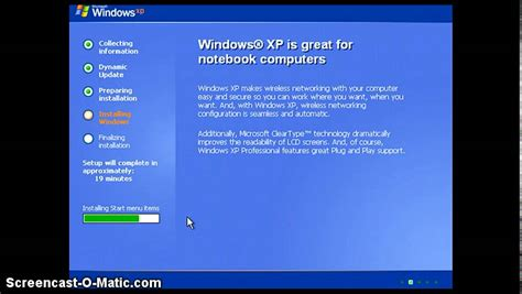 xp setup download how to install windows xp media center edition 2005 part