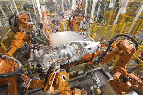 bmw factory robots abb wins 52 million robots order to boost manufacturing