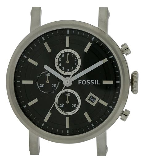 Fossil Ss fossil stainless steel chronograph mens c221003